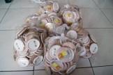PIN pesanan Reuni alumni SMA Atirah Makassar 800pcs