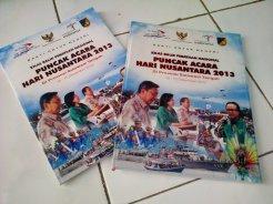 cetak buku Hari Nusantara 2013 Hard Cover