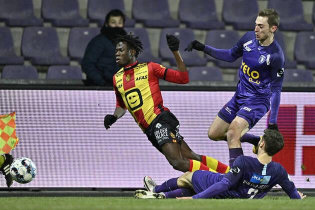 Spieltag · so., 17.10.2021   16:00 uhr. Football Belgian Cup Beerschot Va Kv Meche Imago