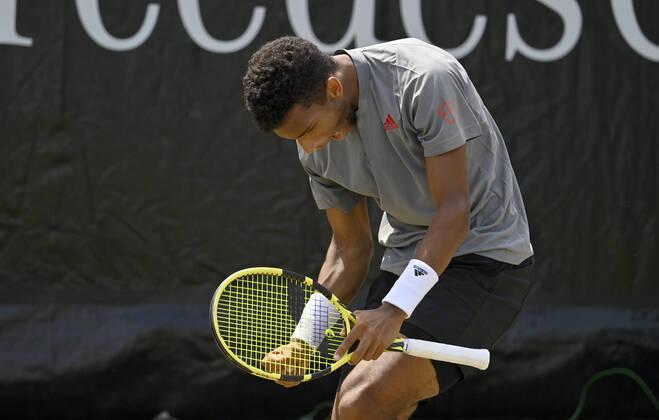 Felix Auger Aliassime Height In Feet : Tennis Atp Tournament In Stuttgart Semifina Imago