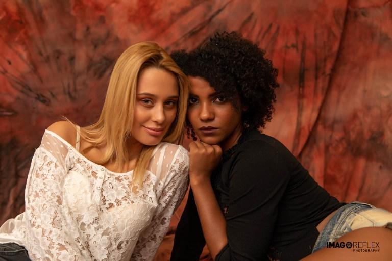 Alessia Ciuffa e Nairoby Duran