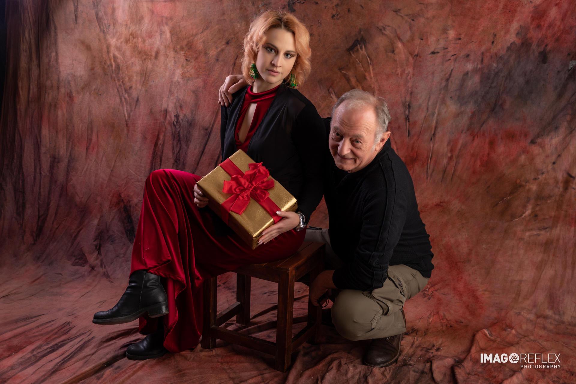 Valentina Domini e Elido Gigi Turco