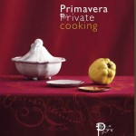 Primavera Private Cooking Kochbuch Front