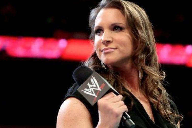 Stephanie McMahon should be a face