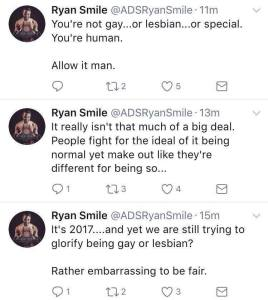 Ryan Smile on Twitter