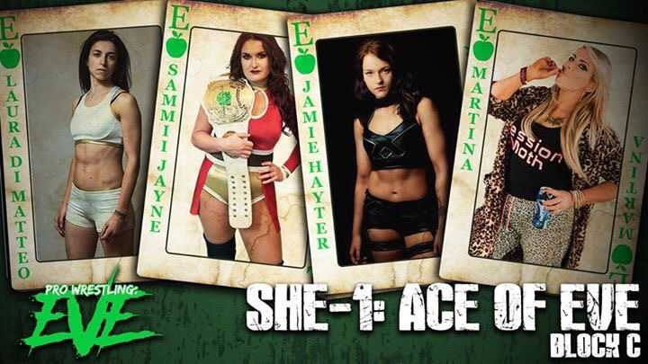She-1: Ace of Eve – Who's Who in Block C?