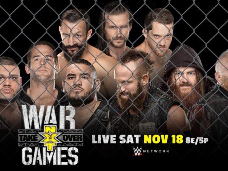 Matches That Defined 2017: NXT War Games