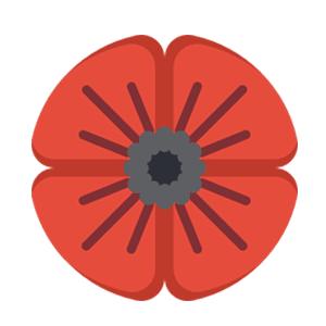 Poppy logo from webdesign for online shops. Her testimonial.