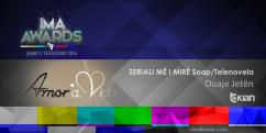 IMA-Seriali më i Mirë Soap / Telenovela