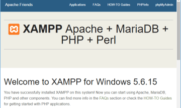 【本番環境に反映する前にテストしてみよう】WindowsにXAMPPをインストールする方法