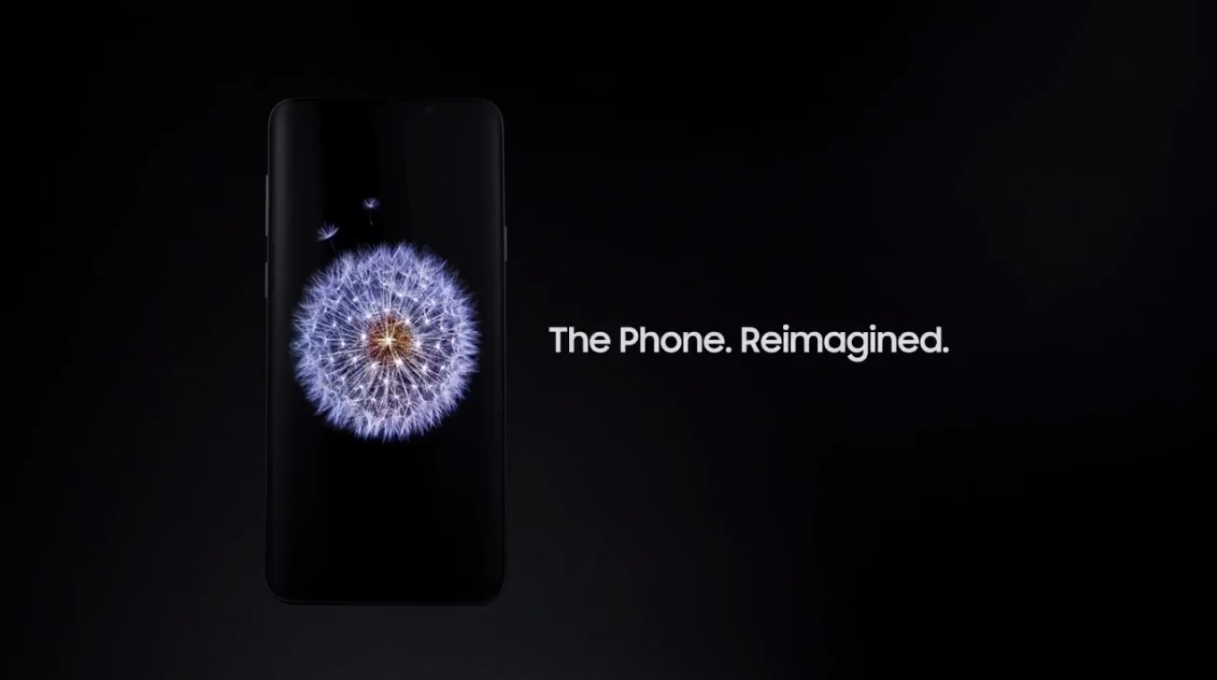 Galaxy S9 video leak spills official launch presentation