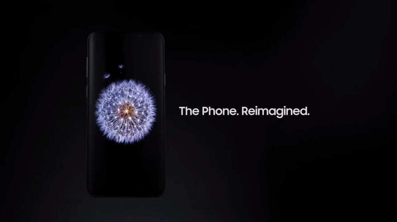 Galaxy S9 video leak spills official launch presentation