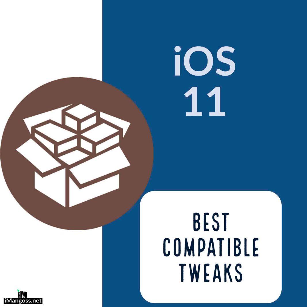 iOS 11 best cydia tweaks