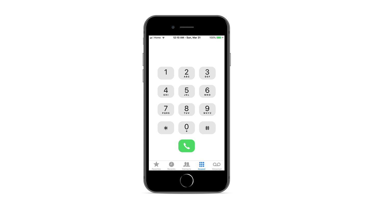 This Cydia Tweak Allow To Change Phone App's Keypad Look