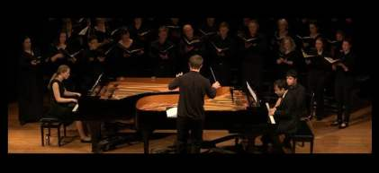 Vancouver Peace Choir Piano Pinnacle Brahms Requiem