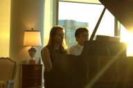 Piano Pinnacle, private performance with Ariel Barnes, Vancouver, BC, 2014