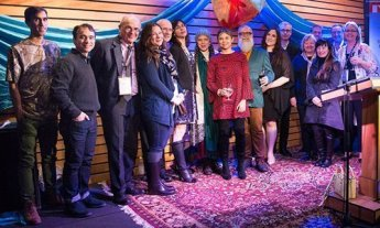 ISCM 2017 - World Music Days in Vancouver - From Left to Right: Gabriel Dharmoo, Iman Habibi, Jim Hiscott, Jennifer Butler, Jeffrey Ryan, Jocelyn Morlock, Mariah Mennie, Nicole Lizée, Rodney Sharman, Charlie Wall-Andrews, Randy Miller, Riitta Donovan, Michael Burridge, Erica Tao, David Pay and Morna Edmundson