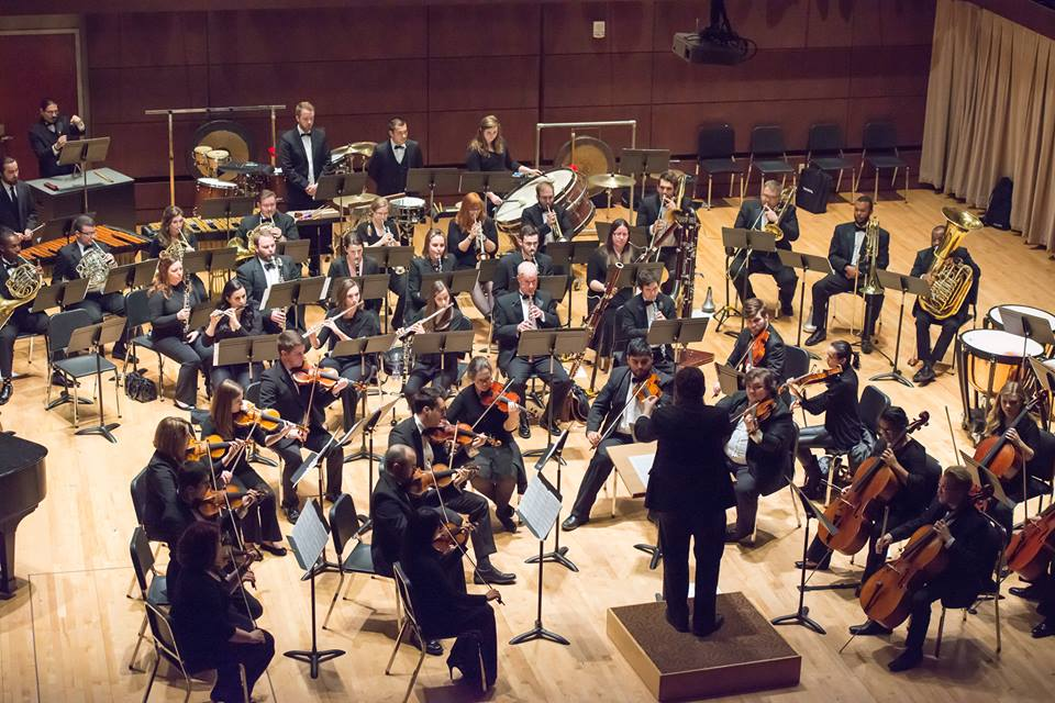 Oklahoma Composers Orchestra Performs Amesha Spenta for