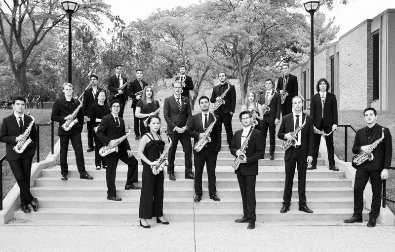 University of Michigan Saxophone Ensemble