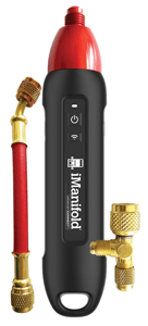 Wireless High Pressure & Temperature Probe 914M