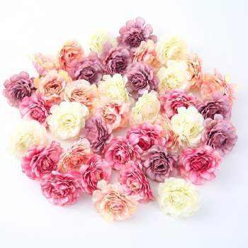New Rose Flowers Artificial Party Supplies