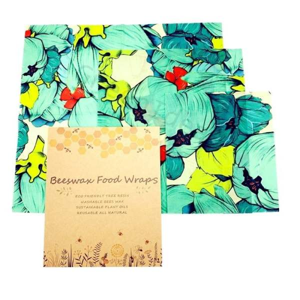 Beeswax Wrap for Food Kitchen 9