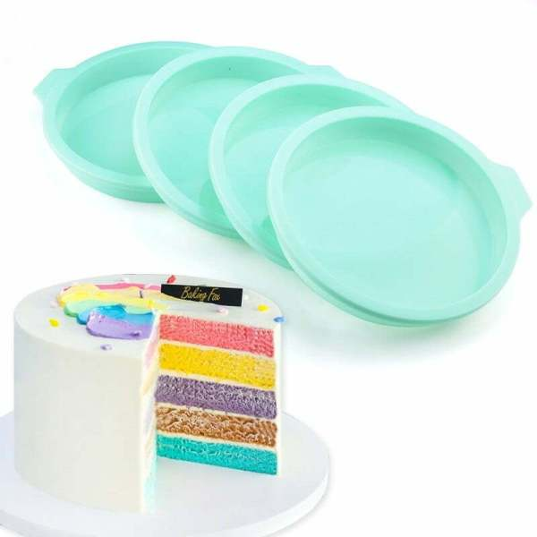 New Silicone Mold for Baking Kitchen 2