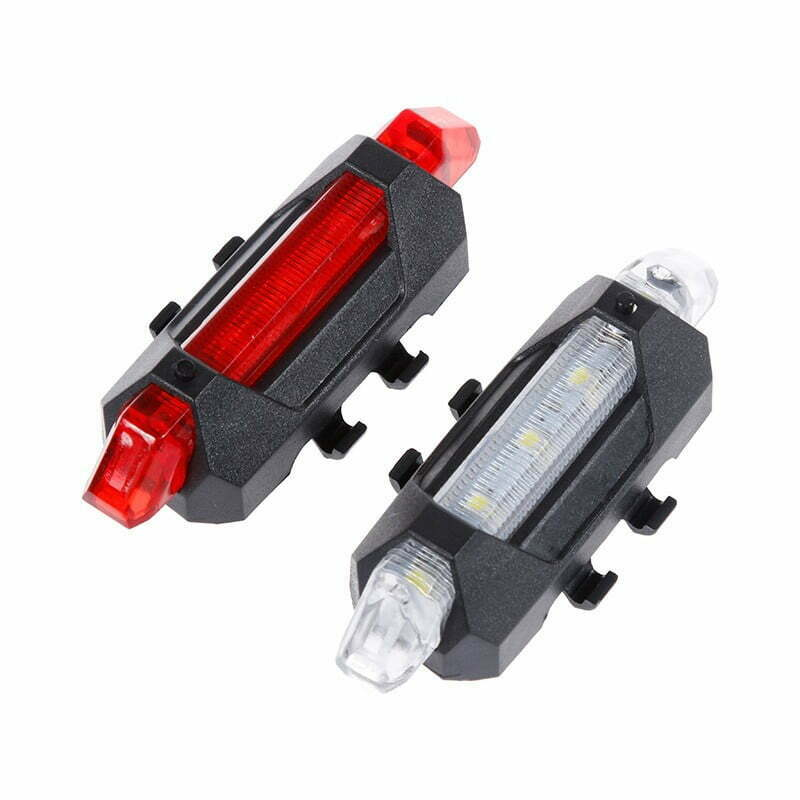 LED Tail Lights for Night Cycling Sports 3