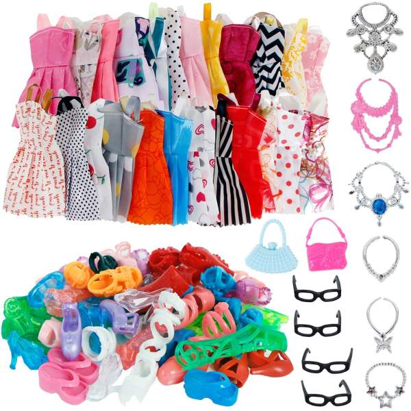 Doll Accessories Barbie Doll Clothes Toys