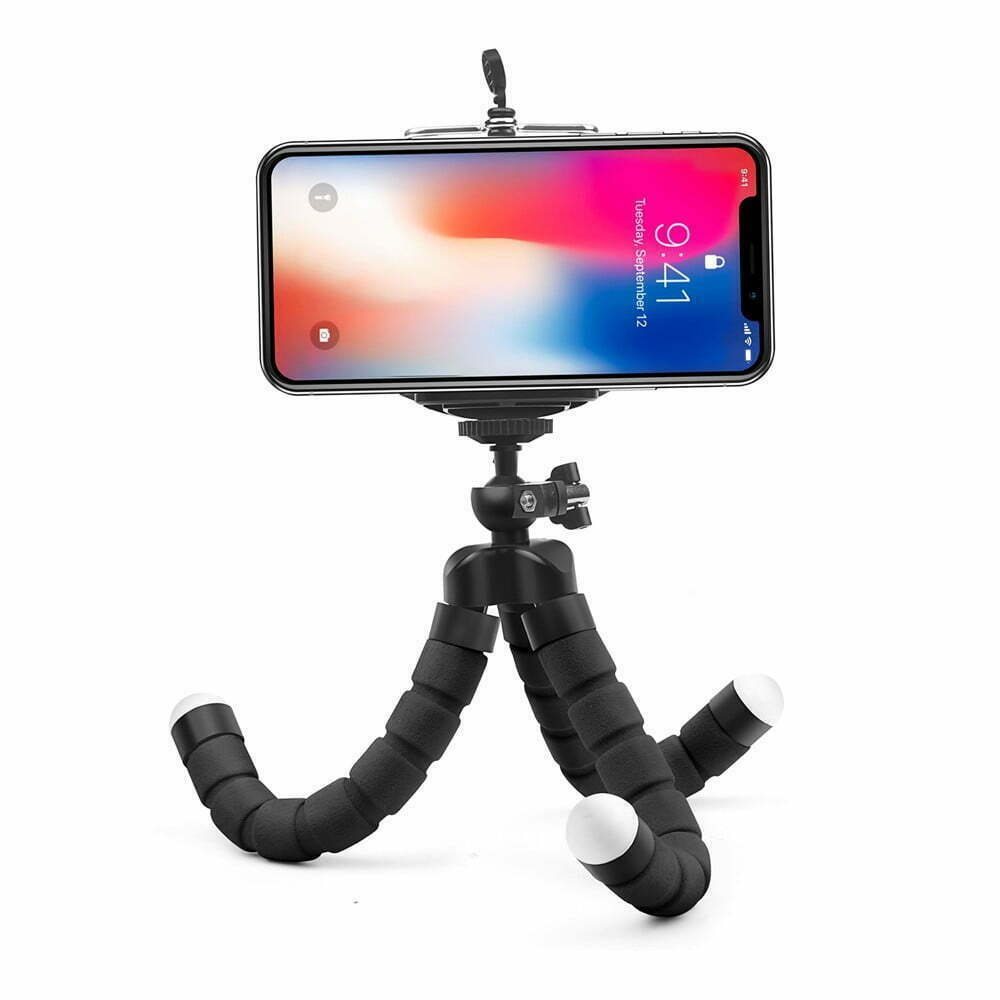 Mini Multimedia Photography Tripod for Light Weight and Flexibility Consumer Electronics 2