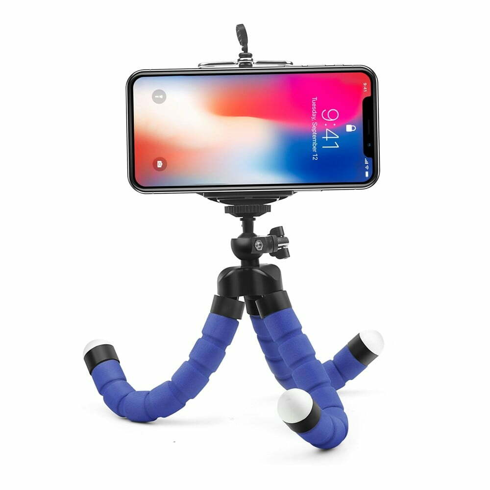 Mini Multimedia Photography Tripod for Light Weight and Flexibility Consumer Electronics 7