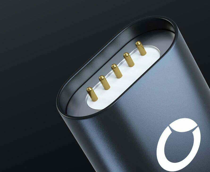 USB Magnetic Cable Charging Smartphone 3