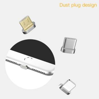 USB Magnetic Cable Charging Smartphone