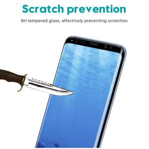 9D Tempered Glass Screen Protector for Samsung Smartphone 32
