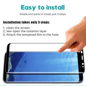 9D Tempered Glass Screen Protector for Samsung Smartphone 31