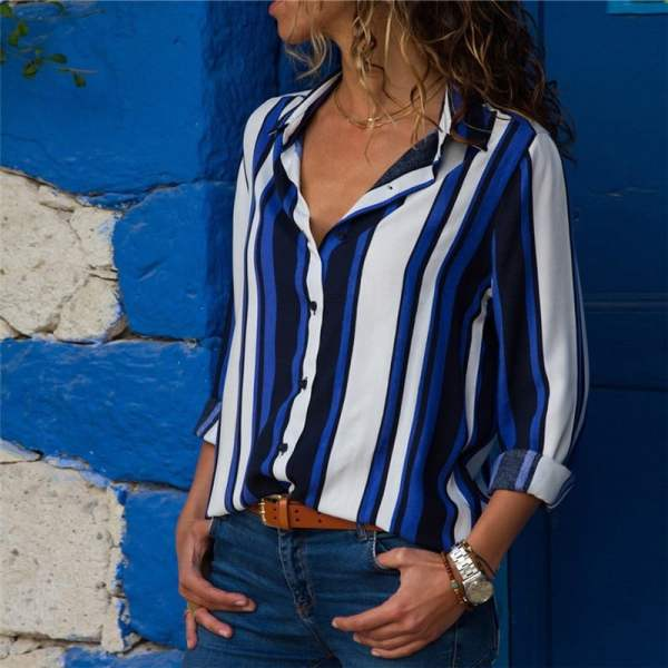Casual Shirts Office Women's Clothing & Accessories 5