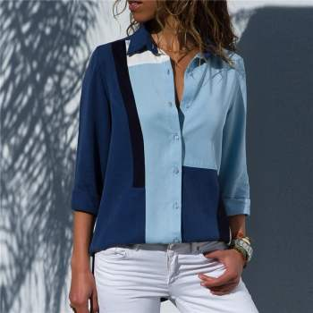 Casual Shirts Office Women's Clothing & Accessories