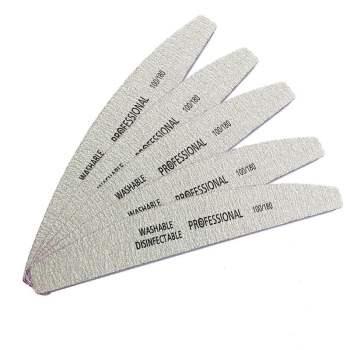 Professional Washable Nail Files for Good Looking Nails Beauty & Health