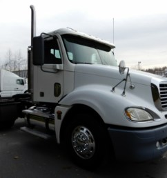 used 2005 freightliner columbia single axle daycab truck 2155 2 [ 1024 x 768 Pixel ]