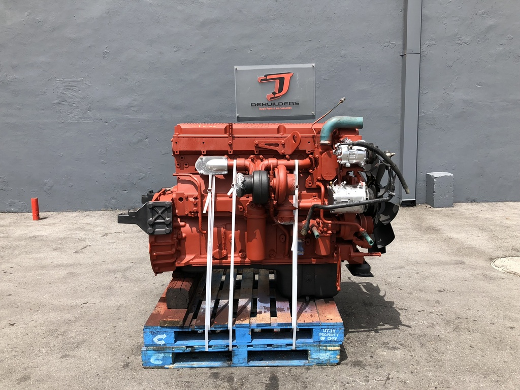 hight resolution of used 2002 cummins isx engine assembly truck parts 589645