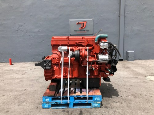 small resolution of used 2002 cummins isx engine assembly truck parts 589645