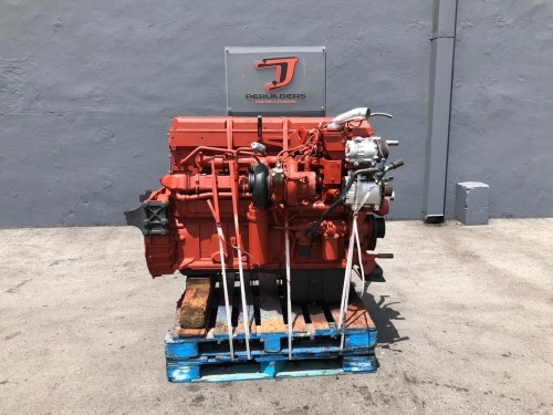small resolution of used 2004 cummins isx engine assembly truck parts 590622