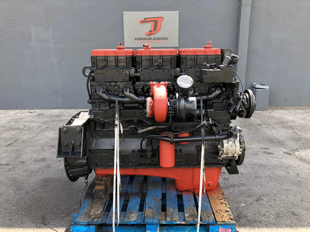 hight resolution of used 1992 cummins n14 celect complete engine truck parts 2340