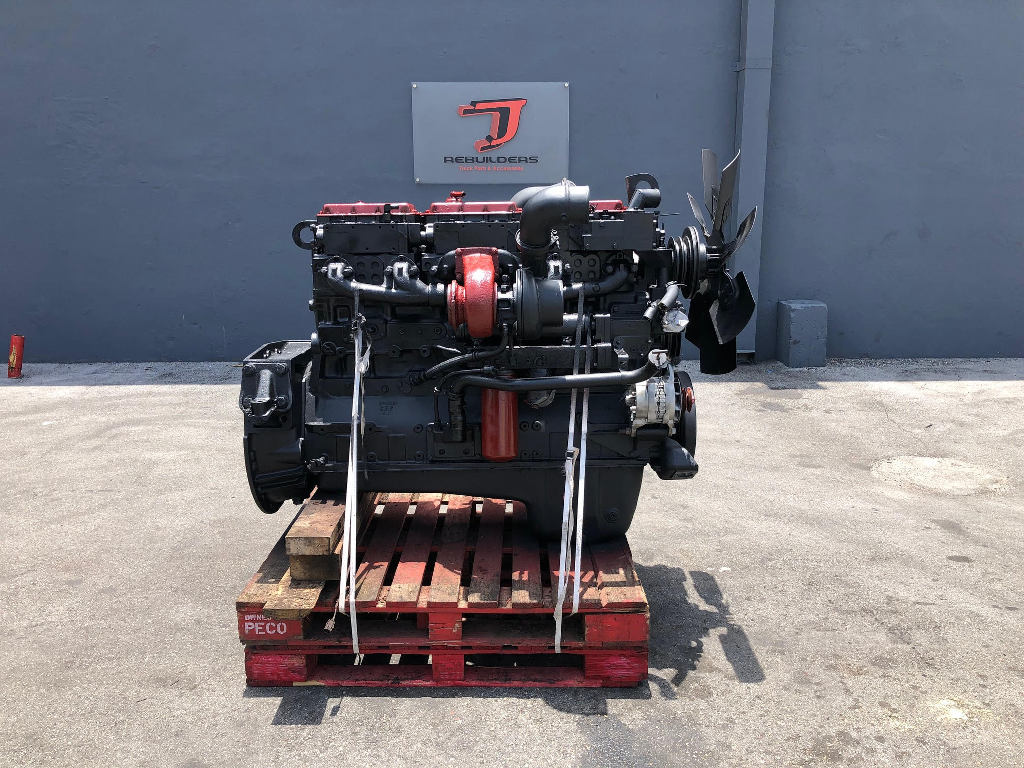 hight resolution of used 1991 cummins n14 complete engine truck parts 2352