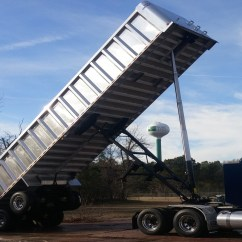 Dump Trailers For Sale Siemens Shunt Trip Breaker Wiring Diagram Used 2017 Mtm 40 39 X 102 Quot Alumi End Trailer