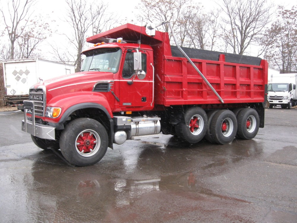 medium resolution of 2007 mack cv713 dump truck 604999 dump truck