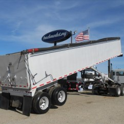 Dump Trailers For Sale Rel Speakon Wiring Diagram Used 2007 39 End Trailer In Ms 6450