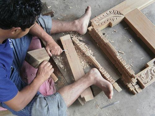 Wood Carving   wood carver
