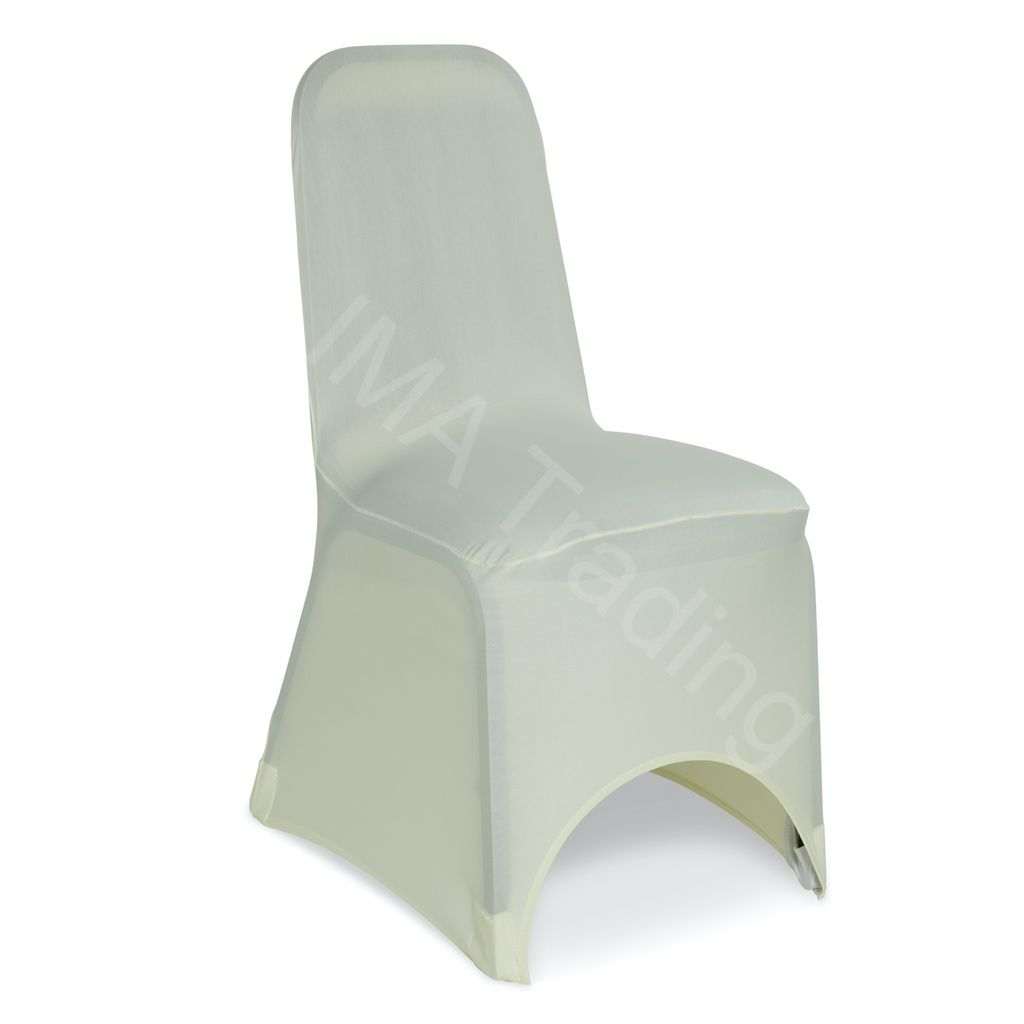 chair covers universal swivel tub fabric ivory spandex cover www imatrading co uk wholesale