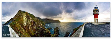 Faro de Cabo Ortegal, Comprar fotografa Faros de Galicia Faro de Cabo Ortegal Cantís dá  Herbeira Natureza Decoración Paisaxes